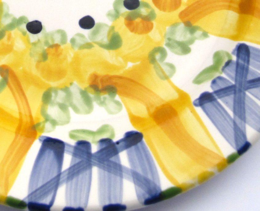 Unikat Keramik Familie BluHoria-Berdea