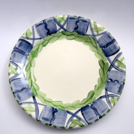"""""""Achille"""" - Dessertteller Unikat"""