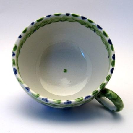 """""""Antoine"""" - Teetassen Unikat"""