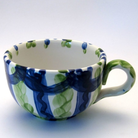 """Arrigo"" - Kaffeetassen Unikat"