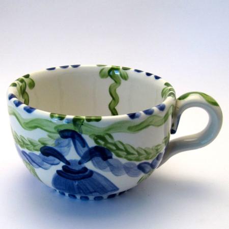 """Arsacius"" - Kaffeetassen Unikat"