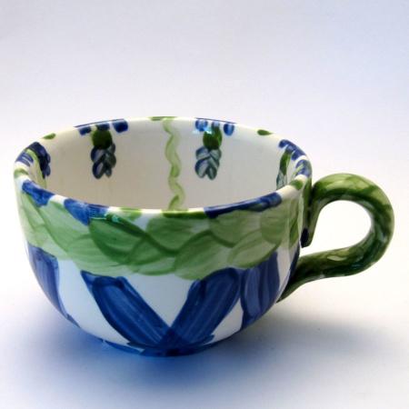 """""""Arsenio"""" - Kaffeetassen Unikat"""