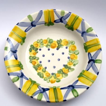 """""""Ebbo"""" - Suppenteller Unikat"""