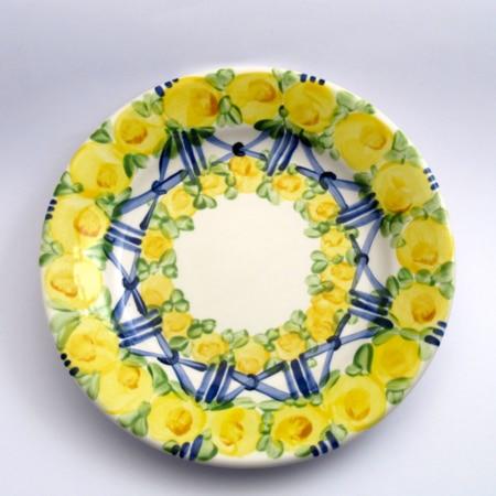 """""""Enni"""" - Dessertteller Unikat"""