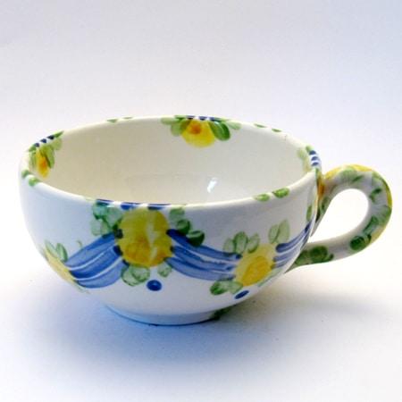 """Félicien"" - Teetassen Unikat"