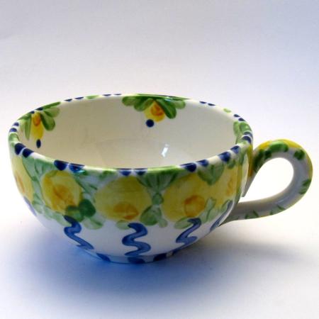 """""""Feliciana"""" - Teetassen Unikat"""