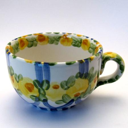 """""""Florencio"""" - Kaffeetassen Unikat"""
