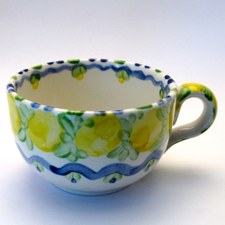 """Florentina"" - Kaffeetassen Unikat"