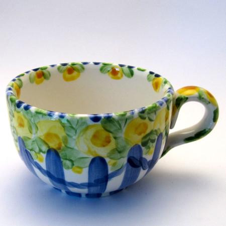 """Florentinus"" - Kaffeetassen Unikat"