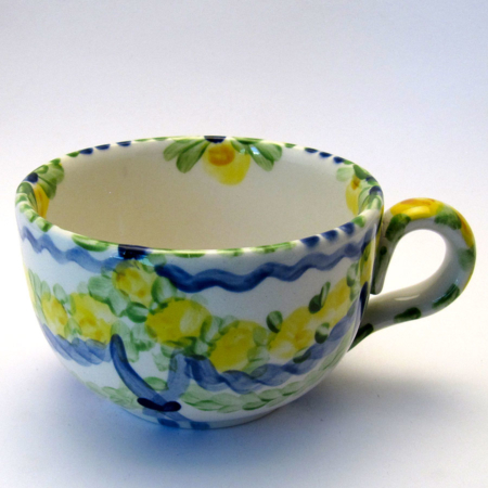 """Florentius"" - Kaffeetassen Unikat"