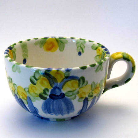 """""""Florenz"""" - Kaffeetassen Unikat"""