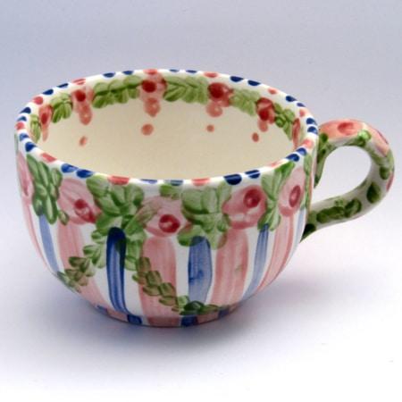 """Kolumban"" - Kaffeetassen Unikat"
