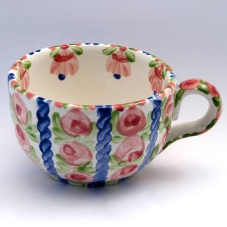 """Konny"" - Kaffeetassen Unikat"
