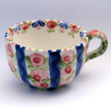 """Konradine"" - Kaffeetassen Unikat"