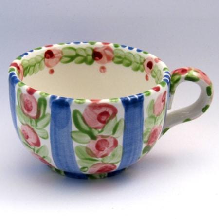"""Konstantine"" - Kaffeetassen Unikat"