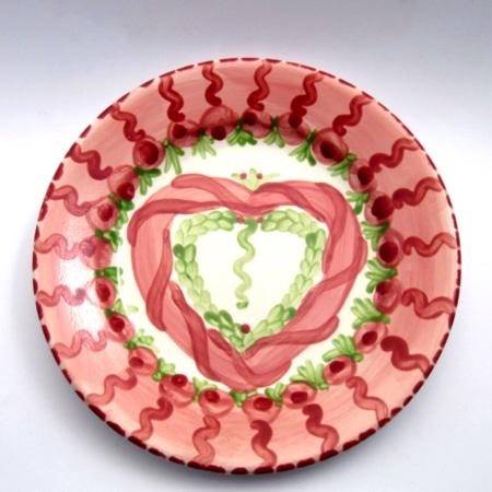 """Neidhard"" - Dessertteller Unikat"