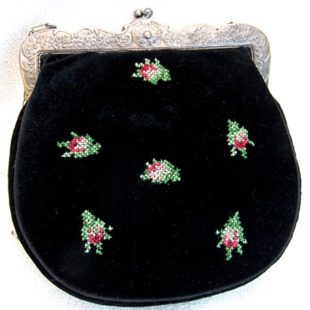 "Petit Point Handtasche ""Amelie"""