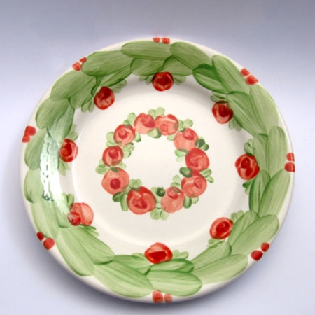 """Pam"" - Dessertteller Unikat"