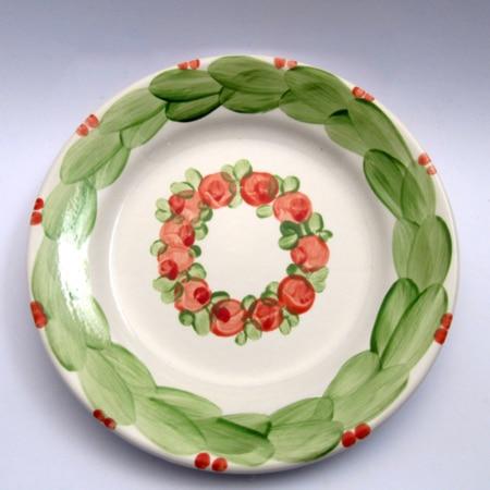 """Pamela"" - Dessertteller Unikat"