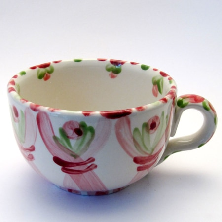 """Roche"" - Kaffeetassen Unikat"