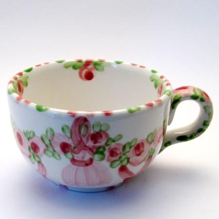 """Rochus"" - Kaffeetassen Unikat"