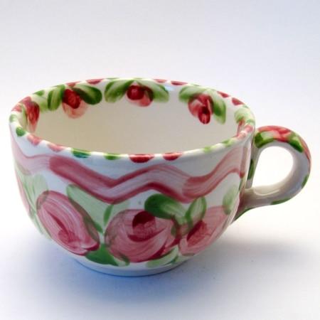 """""""Rodebert"""" - Kaffeetassen Unikat"""