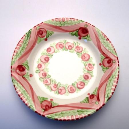 """""""Parsimonius"""" - Dessertteller Unikat"""