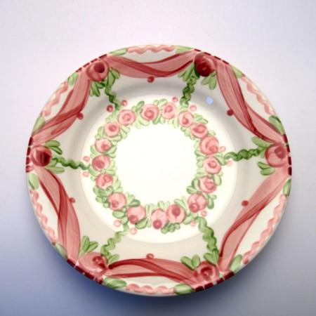 """Parzival"" - Dessertteller Unikat"